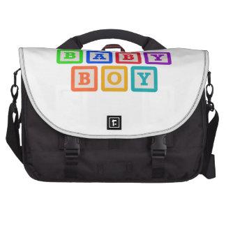 BABY BLOCKS BABY BOY LAPTOP BAGS