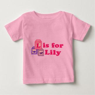 Baby Blocks Lily Baby T-Shirt