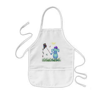 Baby Blu in the Park Aprons