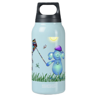 Baby Blu in the Park Insulated Water Bottle