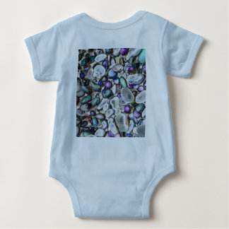 Baby Blue Baby Bodysuit