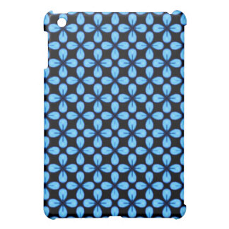 Baby Blue & Black Floral Print iPad Speck Case iPad Mini Cases