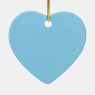 Baby Blue Ornament