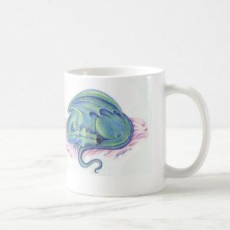 Baby Blue Dragon Mug