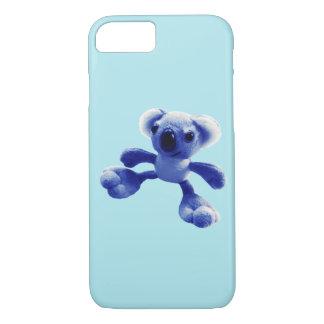 Baby blue koala bear iPhone 7 case