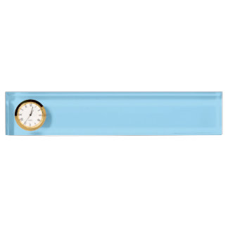Baby Blue Nameplate