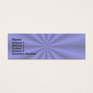 Baby Blue Pleats Pattern Card