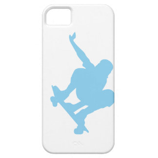 Baby Blue Skater iPhone 5 Case