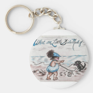 Baby Bluebell Key Ring