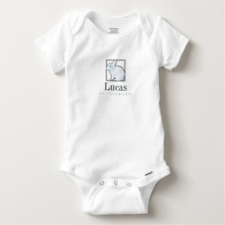 Baby Body from cotton of Gerber Baby Onesie