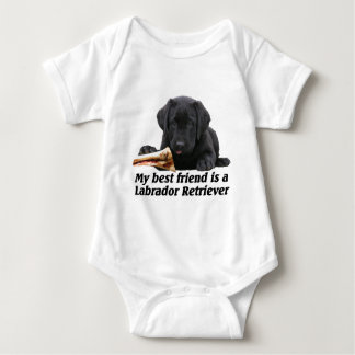 "Baby-Body ""Labrador Retriever"" Baby Bodysuit"