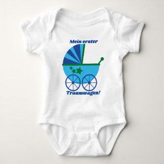"Baby Body ""my first dream car "" Baby Bodysuit"