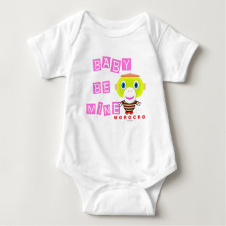 Baby Bodysuit    Baby Be Mine By Morocko