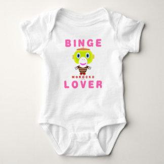 Baby Bodysuit    Binge Lover By Morocko