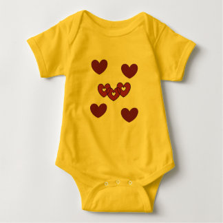 baby bodysuit by DAL