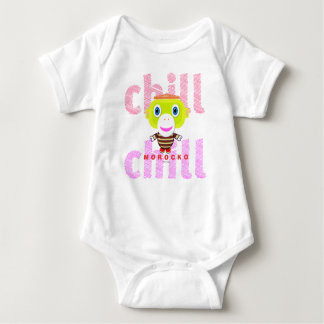 Baby Bodysuit    Chill By Morocko