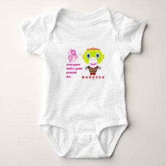 Baby Bodysuit    Everyone Looks Good By Morocko
