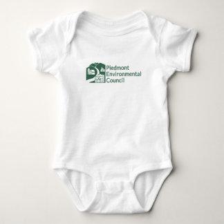 Baby Bodysuit - Green Logo