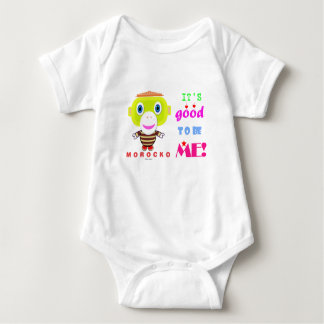 Baby Bodysuit    Its Good To Be Me By Morocko