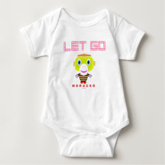 Baby Bodysuit    Let Go By Morocko