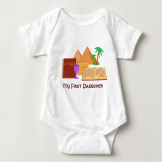 Baby Bodysuit My First Passover