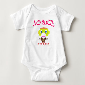 Baby Bodysuit - No Way