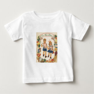 Baby Boom Kids Shopping Baby T-Shirt