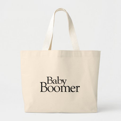 Baby Boomer Canvas Bags