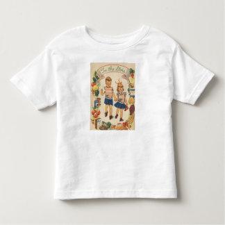 Baby Boomer Kids Shopping - Fun Toddler T-Shirt