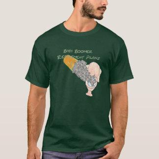 Baby Boomer Retirement T-Shirt