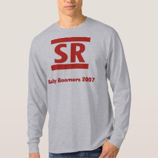 Baby Boomers 2007 T-Shirt