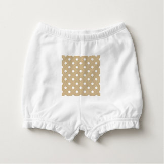 Baby boomers with vintage 60s Dots Nappy Cover