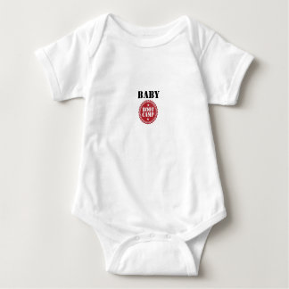 Baby Boot Camp Baby Bodysuit