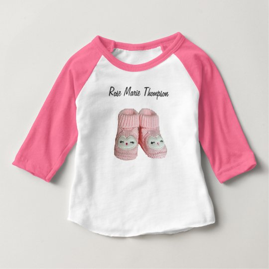 Baby Booties Baby T-Shirt