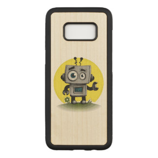 Baby Bot Carved Samsung Galaxy S8 Case