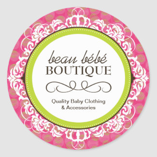 Baby Boutique Stickers