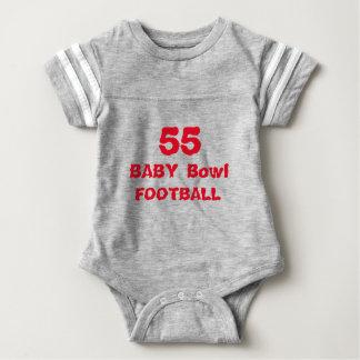 Baby Bowl Football outfit Tshirts