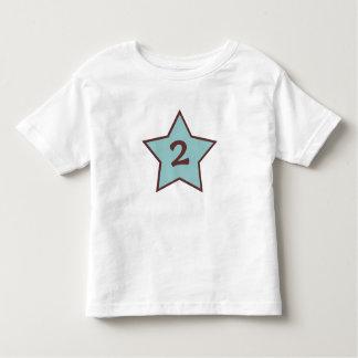 Baby Boy 2nd Birthday Shirt