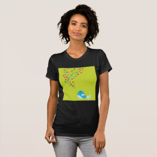 Baby Boy Announcement Womens T-Shirt