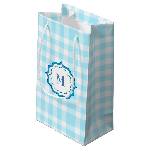 baby boy baby shower small gift bag zazzle