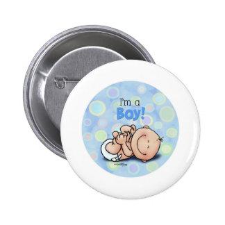 Baby Boy Pins