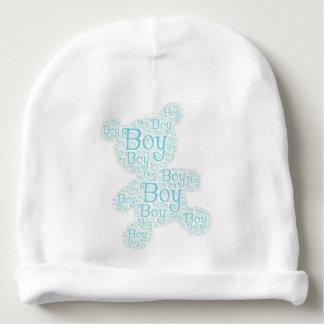 Baby Boy Bear Hat Baby Beanie