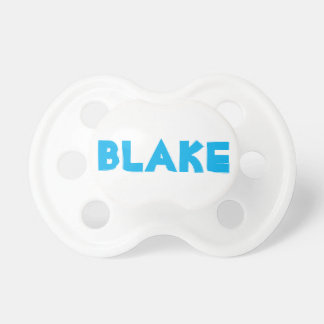 Baby Boy Blake Pacifier