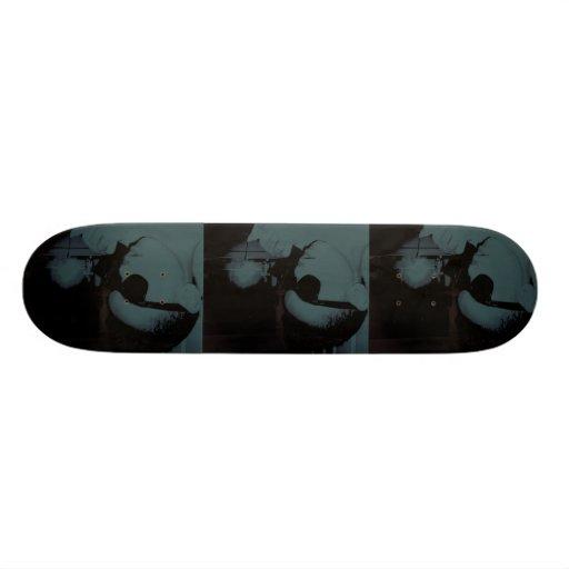 Baby Boy Blues Skate Board Decks