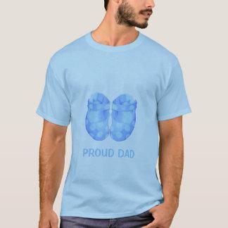 Baby Boy Booties Mens T-Shirt