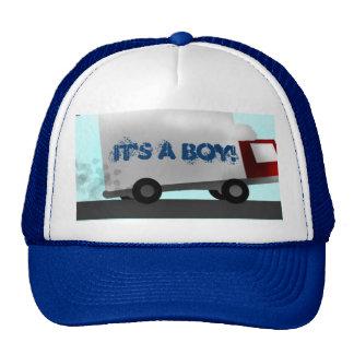 Baby Boy Cap