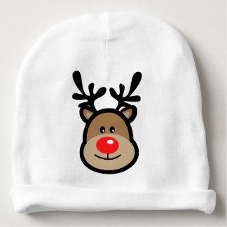 Baby Boy Christmas Beanie Reindeer Hat Baby Beanie