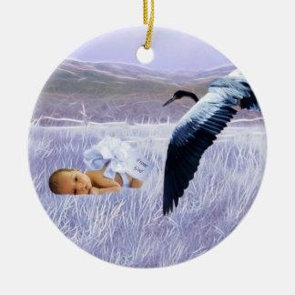 Baby boy christmas christmas tree ornaments