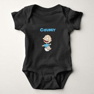 "Baby Boy ""CHUNKY"" baby wear Baby Bodysuit"