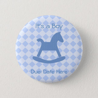 Baby Boy Collection 6 Cm Round Badge